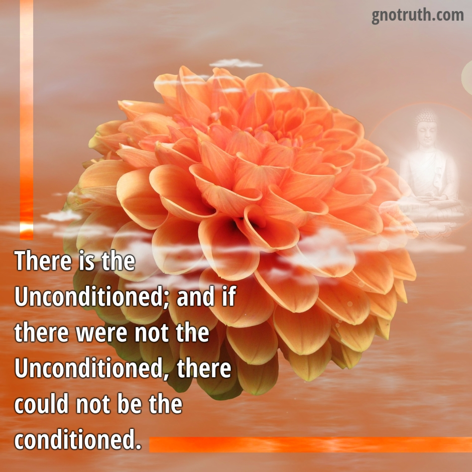 conditionedUnconditioned