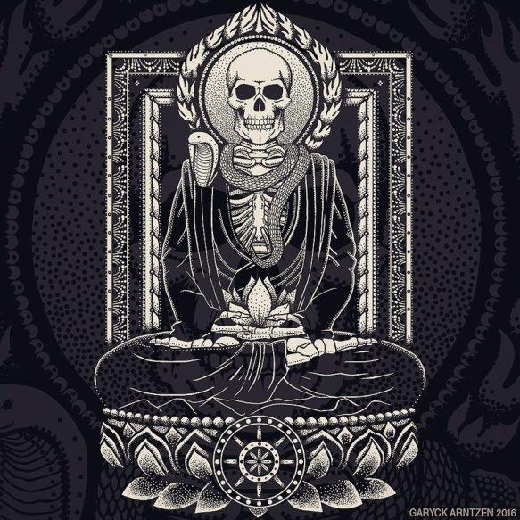 fasting_buddha_and_mucalinda_by_garyckarntzen-d9w8gsb