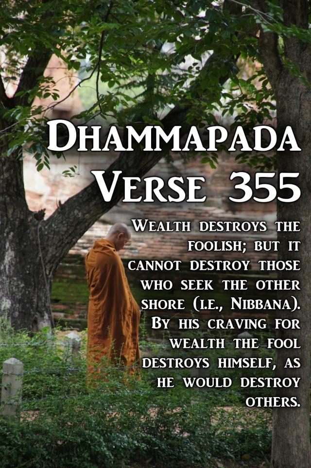 wealthDestroysFoolish